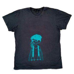 Marc Jacobs vintage dark gray T-shirt